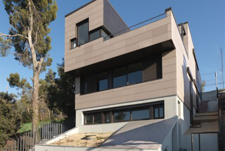 RESIDENTIAL HOUSE IN LES PLANES, SANT CUGAT, BARCELONA