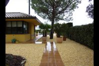 EXTENSION OF A HOUSE IN GOLF NAVATA