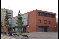 THE LIBRARY OF THE POLYTECHNIC UNIVERSITY CAMPUS, TERRASSA