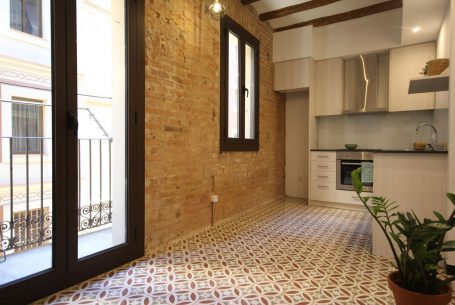 REFORM OF A FLAT IN LA SAL STREET, BARCELONA