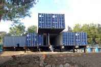 RESIDENTIAL HOUSE WITH SHIPPING CONTAINER, PLATJA D'ARO